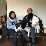 花澤利幸ブリーダー(Binoc Border Collies)インタビュー|ボーダーコリー|千葉県