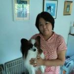 松崎千恵子ブリーダーインタビュー|パピヨン,トイプードル|神奈川